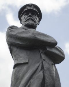 Statue of Captain Edward Smith