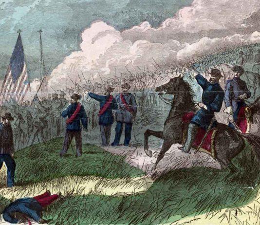 Drawing of Ezekiel Harper in battler