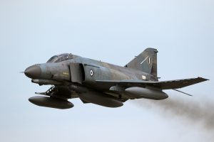 McDonnell Douglas F-4 Phantom II Fighter Jet