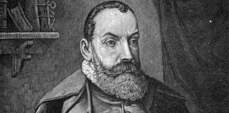 Portrait of Jan Kochanowski