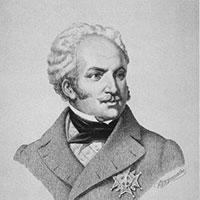 Portrait of Wilhelm Naundorff