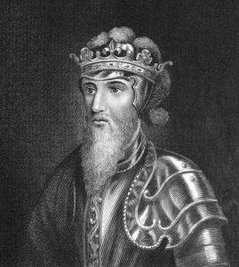 Portrait of King Edward III