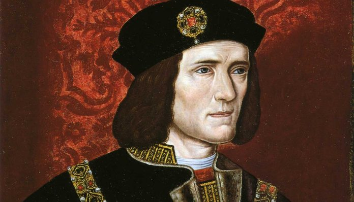 Portrait of King Richard III
