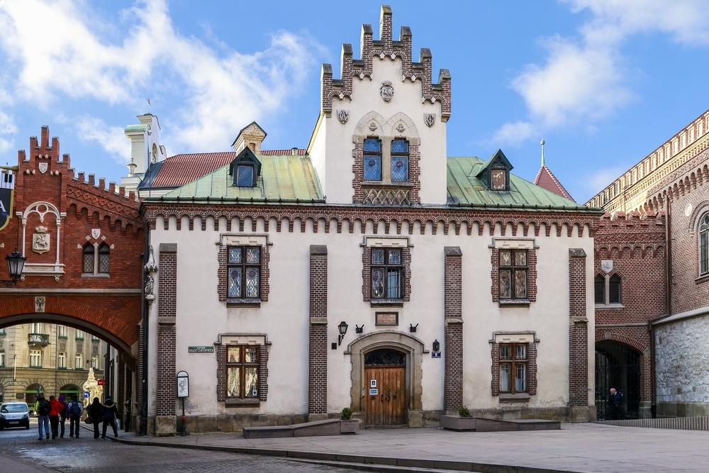 Czartoryski Museum in Krakow, Poland