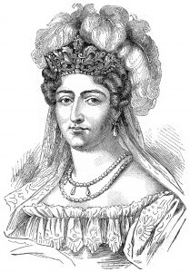 Portrait of Marie Thérèse Charlotte