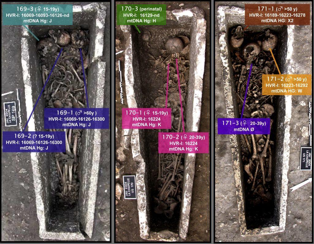 Merovingian Sarcophagi