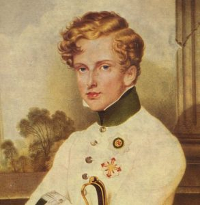 Portrait of Napoleon II