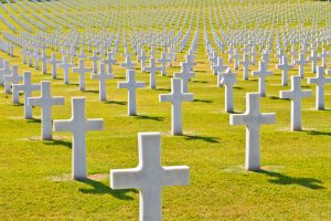 American War Cemetery (World War II), Florence, Tuscany, Italy