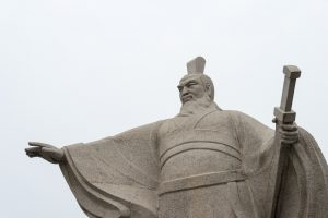 Statue of Cao Cao