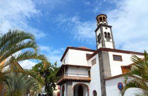 Concepción Church at Santa Cruz