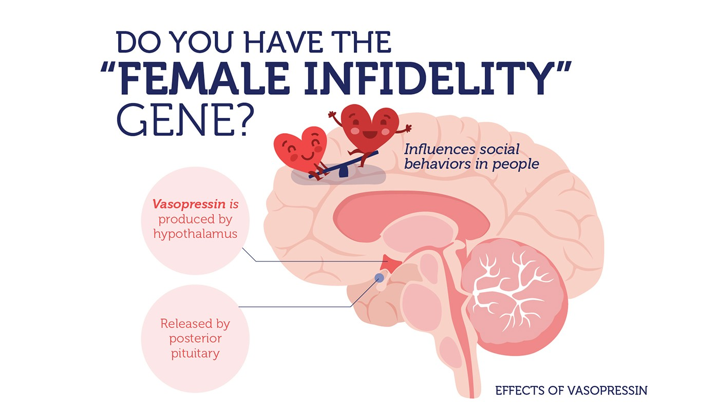 Infidelity Might Be in the Genes