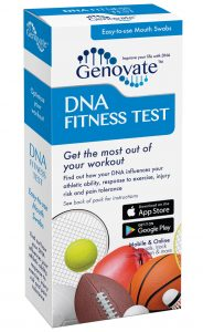 DNA Fitness Test box