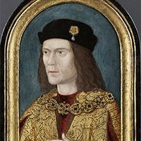 Portrait of King Richard III