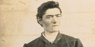 Photograph of Ned Kelly