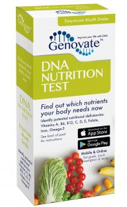 DNA Nutrition Test box