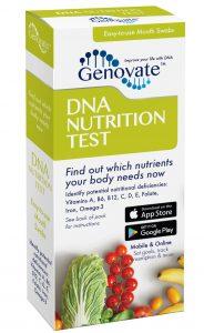 DNA Nutrition Test box