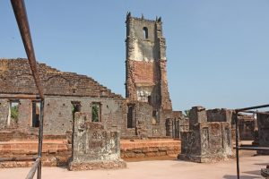 Ruins of St Augustine Convent